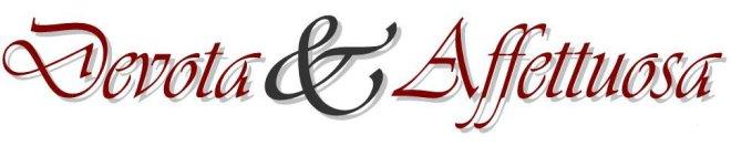 DevotaEtAffettuosa_logo